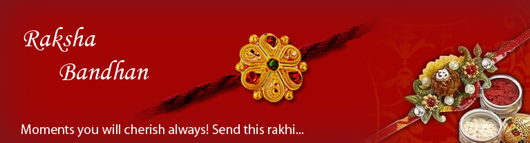 Raksha Bandhan Moments you will cherish always! Send this rakhi